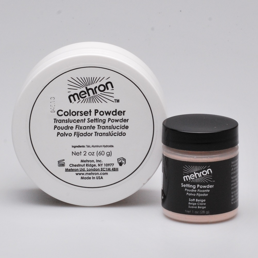 Colorset & Setting Powder