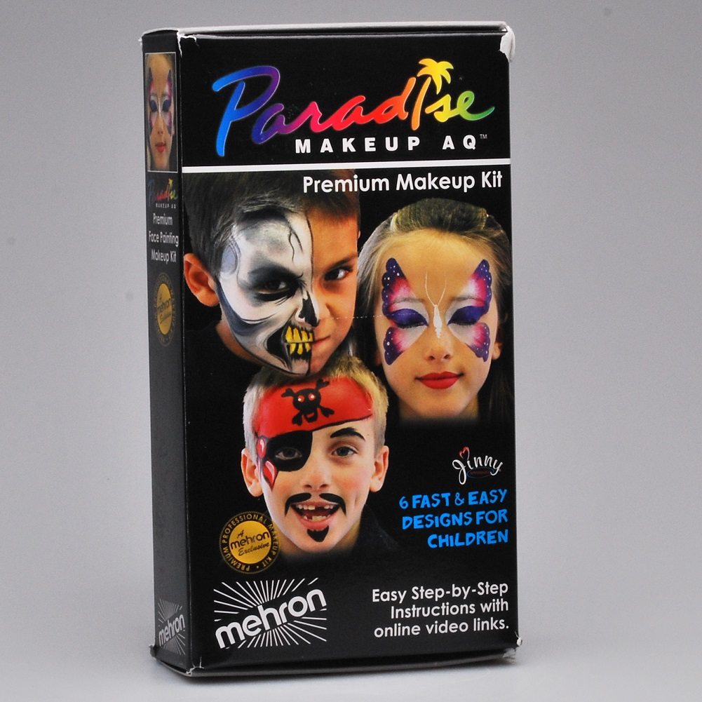 Paradise Makeup AQ - Children's Face Painting Kit